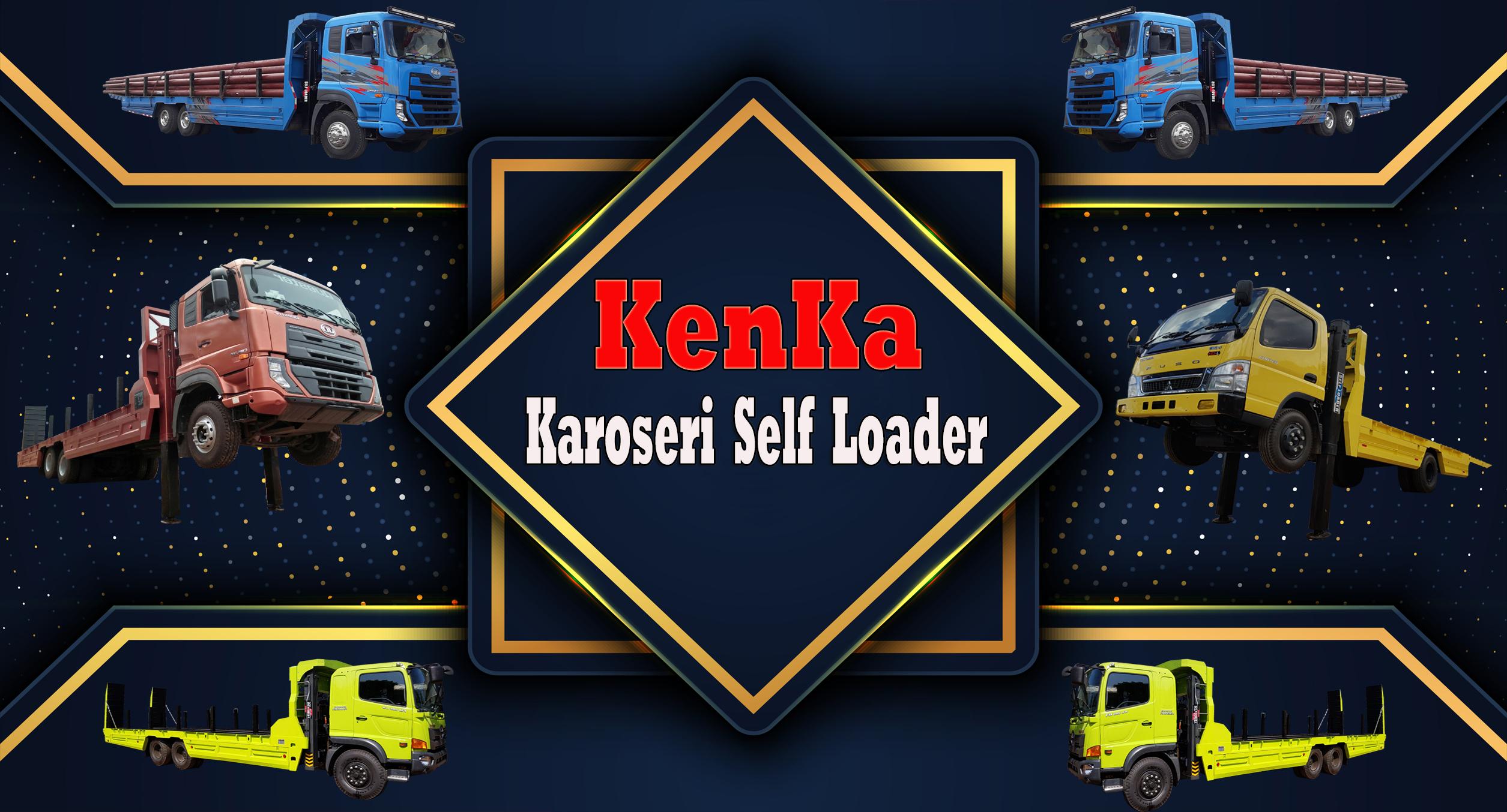 Karoseri Self Loader